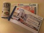 Chèques vacances et tickets restaurant pénalisés.