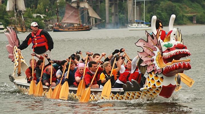 Dragon Boat : Une nouvelle passion pour les Sedanais !