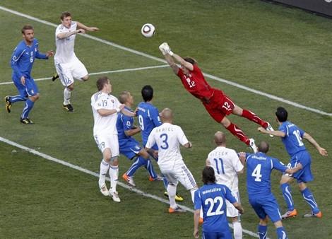 L'Italie rejoint la France…la Squadra Azzura humiliée !