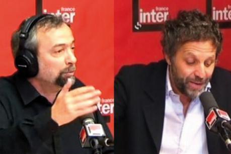 Guillon & Porte licenciés…l'humour n'a plus cours en Sarkoland !