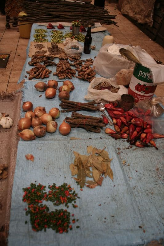 Gastronomie traditionnelle, une vue d'ailleurs