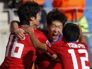 La Corée du Sud débute en fanfare !