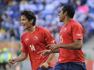 Le Chili s'impose face au Honduras