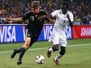 L'Allemagne et le Ghana en route pour les 8ème de finale.