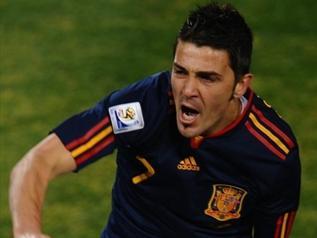 L'Espagne et le Chili en 8ème de finale.