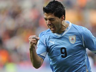 L'Uruguay élimine la Corée du Sud.