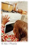 Beaucoup trop d'accidents domestiques en France !