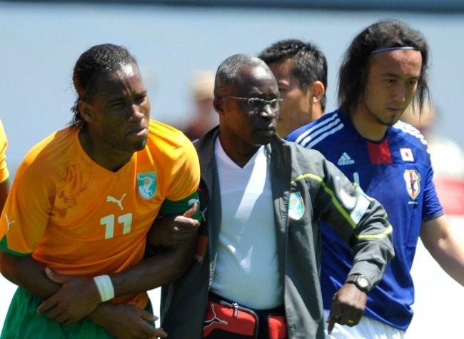 Mondial Incertain pour Didier Drogba!