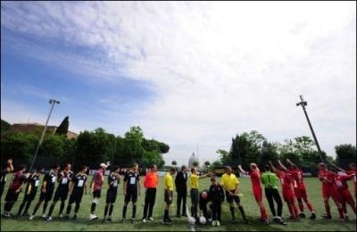 La Clericus Cup: Une prière pour marquer des buts