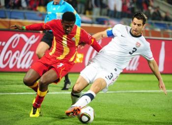 L'Afrique en fête…le Ghana se qualifie pour les quarts de finale !