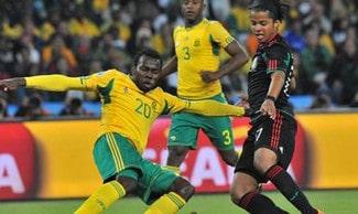 Les Bafana Bafana proches de l'exploit !
