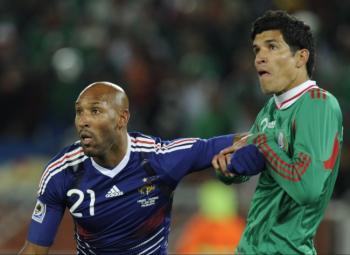 Le Mexique sonne le glas de l'équipe de France !