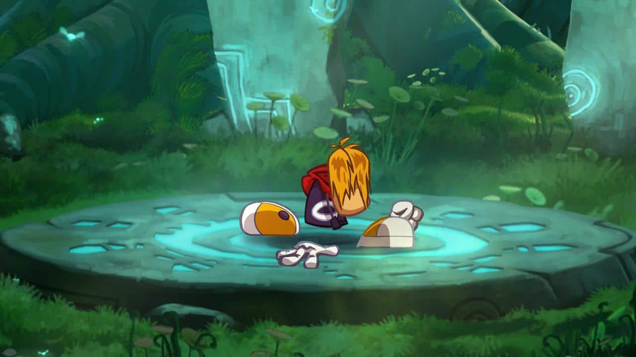 Rayman Origins : futur retour gagnant de Rayman?