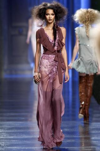 Défilé Dior, pour femmes !