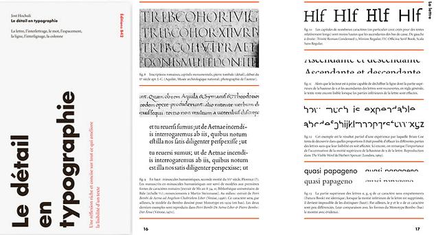 Typographie : tout est dans les détails