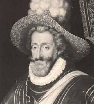 Célébration du 400e anniversaire de l'assassinat d'Henri IV