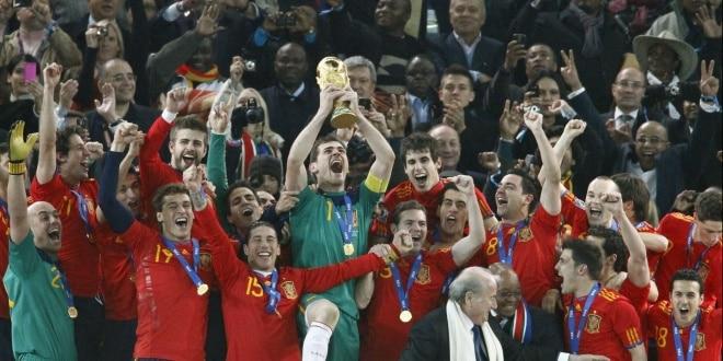 L'Espagne triomphe dans un remake d'Orange Mécanique !