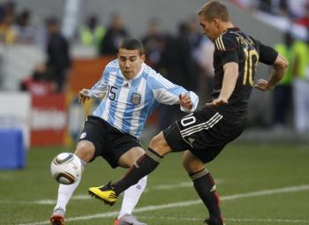 La Mannschaft écrase l'Argentine…4 à 0 !!
