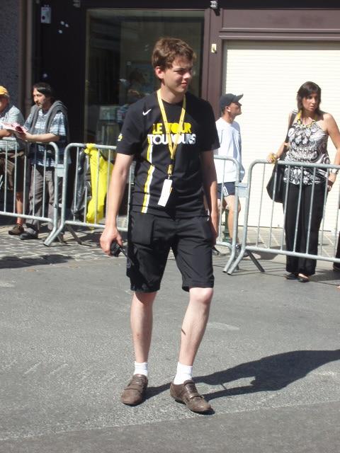 Tour de France: ambiance mitigée à la 5e étape.