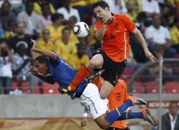 Les Pays-Bas, après un match exceptionnel, élimine le Brésil !