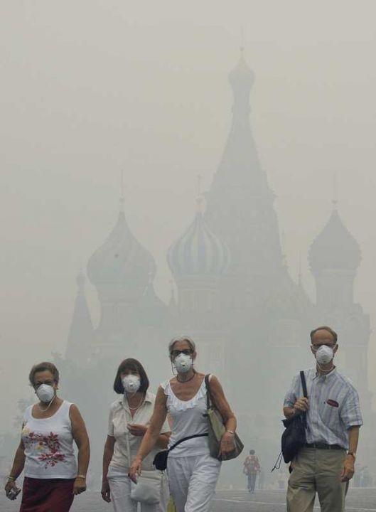 Moscou tous feux toutes flammes