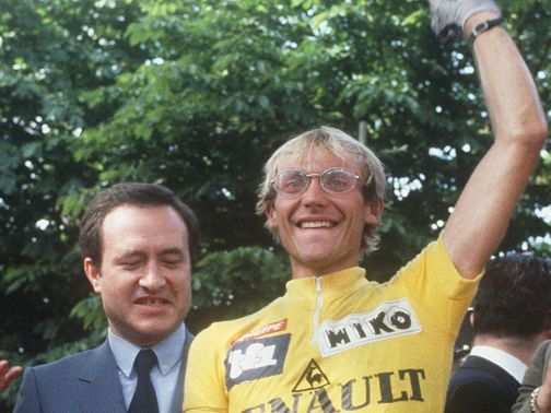 Laurent Fignon s'éteint à l'âge de 50 ans