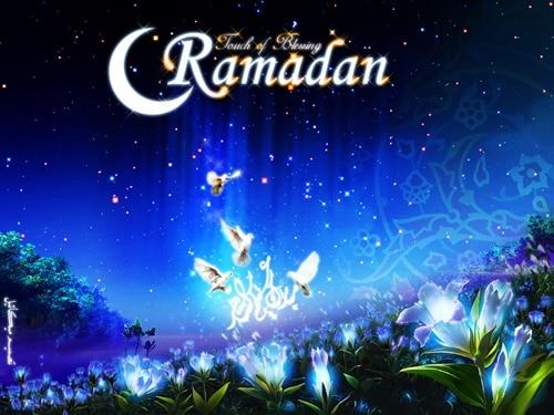 Le ramadan: début aujourd'hui 11 aout du jeûne musulman