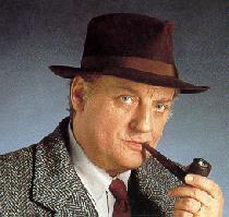 Maigret a cassé sa pipe