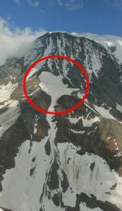 La vidange d'un glacier, une première en France.