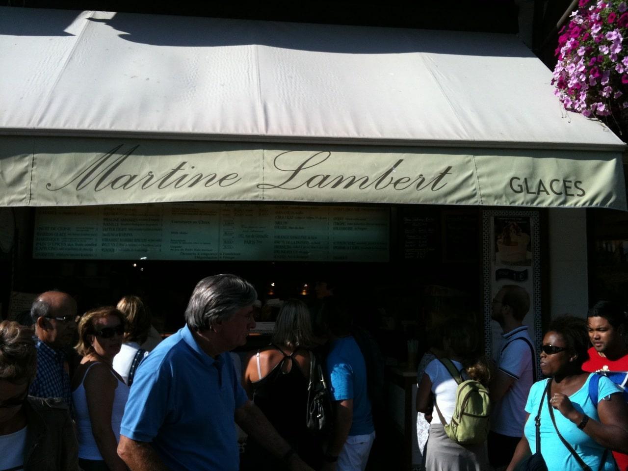 Deauville – Martine Lambert, un glacier de renom