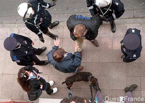 Montée de la délinquance en France