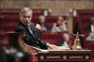 Coup d'Etat du 29 fructidor, an III du règne Sarkozyen