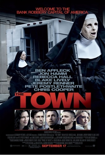 Sortie le 15 septembre de : THE TOWN