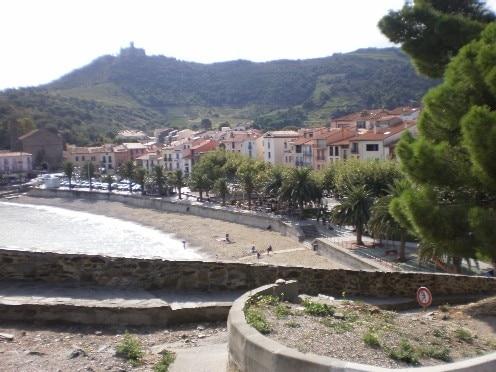 Collioure, le joyau de la côte d'Emeraude.