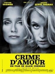 « Crime d'amour », le dernier film d'Alain Corneau