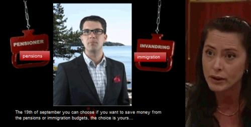 Suède : qui est Jimmie Aakesson ?