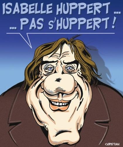 Pas s' HUPPERT !!!