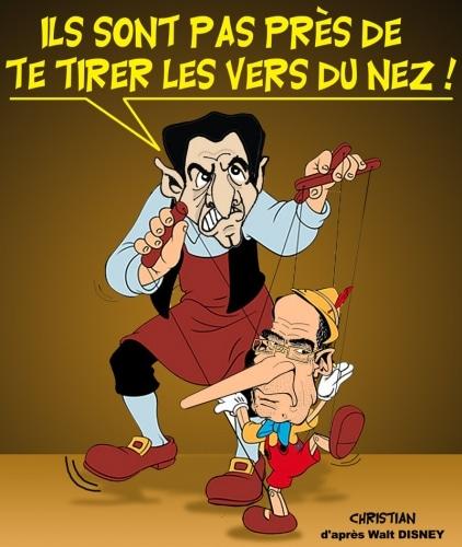 Ils nous prennent pour des Pinocchios !