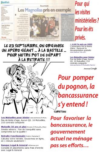 Woerthgate : Sarkozy, président à vie !