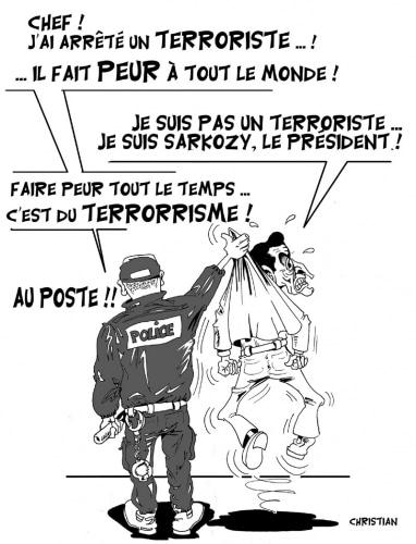 Terrorisme …