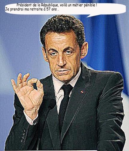 Sarkozy prêt à des concessions sur la pénibilité