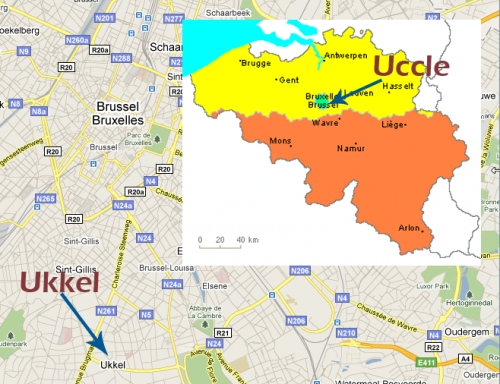 Bruxelles : wallonne ou flamande ?