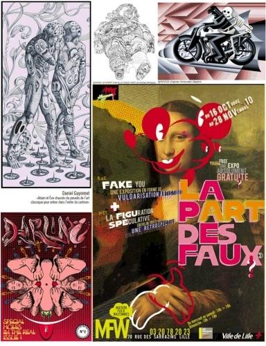 Expo Fakes : plus percutants que les originaux