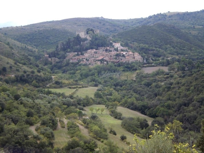 Castelnou, voyage au Moyen-Age