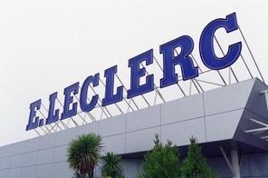 Leclerc, un précurseur en matière écologique.