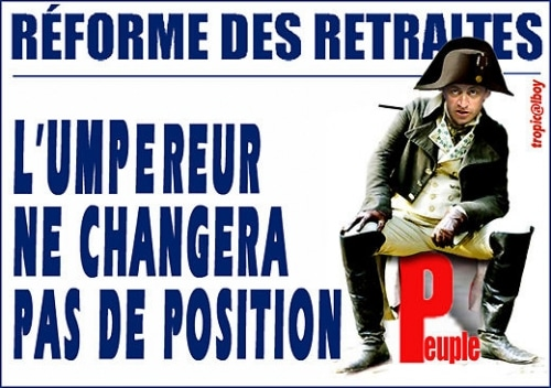 Le nain des Carpates change son ratelier !