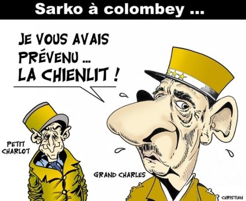 40 ème anniversaire du décès du Général DE GAULLE …