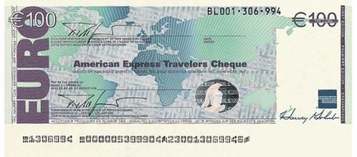 Voyages : revenir aux Travelers cheques ?