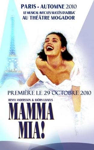 ABBA : «MAMMA MIA», La Comédie Musicale, «ANTI-CRISE» !!