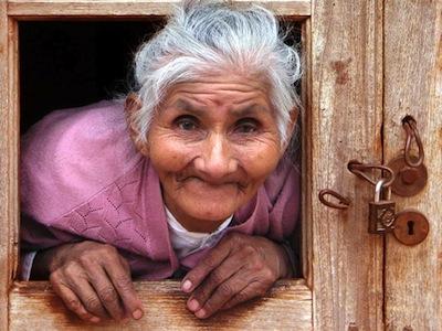 Vieillissement de la population : « ENFERMONS NOS VIEUX » !!